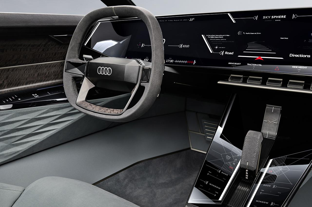 画像4: モントレーで「Audi skysphere concept」発表