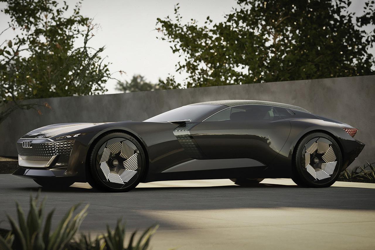 画像1: モントレーで「Audi skysphere concept」発表