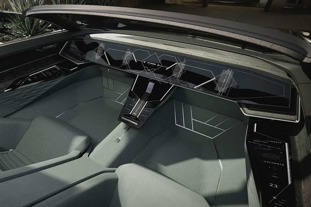 画像3: モントレーで「Audi skysphere concept」発表