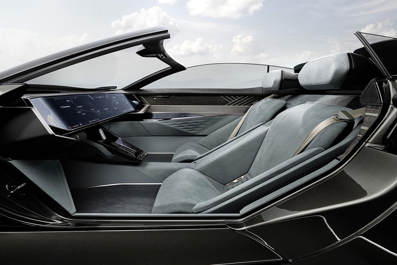 画像5: モントレーで「Audi skysphere concept」発表