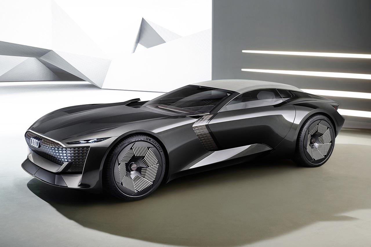 画像6: モントレーで「Audi skysphere concept」発表