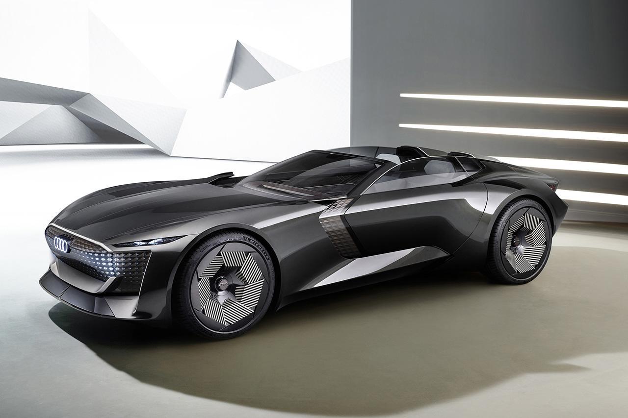 画像7: モントレーで「Audi skysphere concept」発表