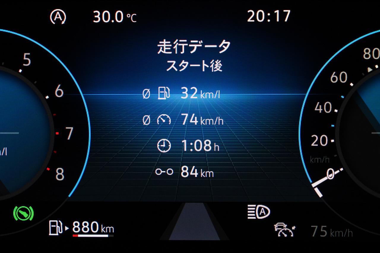 画像7: 【燃費調査】「ゴルフeTSI Active」で30km/L超え!
