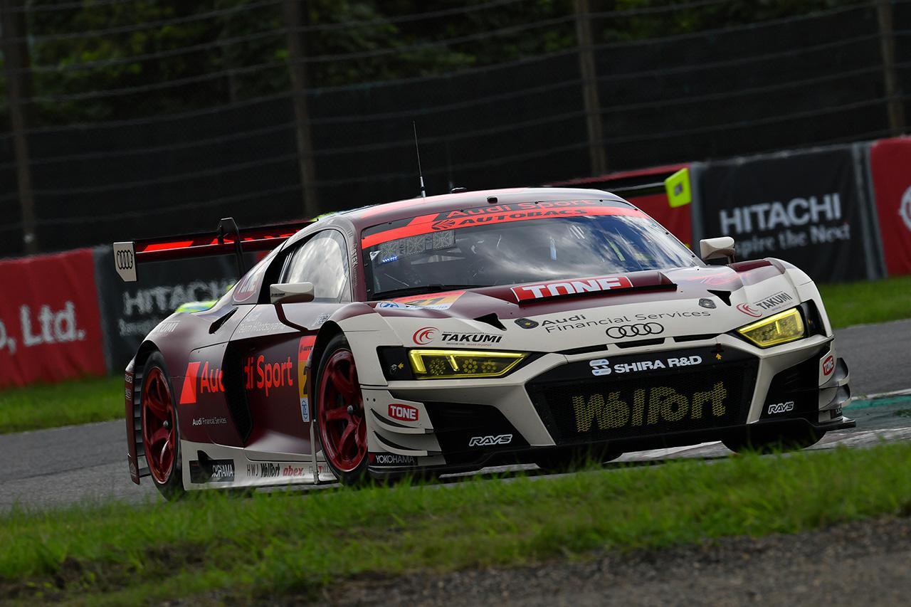 画像2: #21 Hitotsuyama Audi R8 LMS