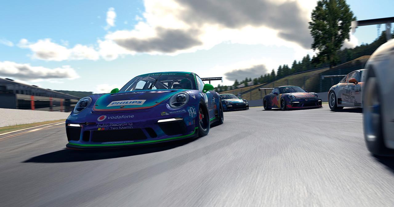 画像: Porsche Japan - Porsche Gran Turismo Cup Asia Pacific
