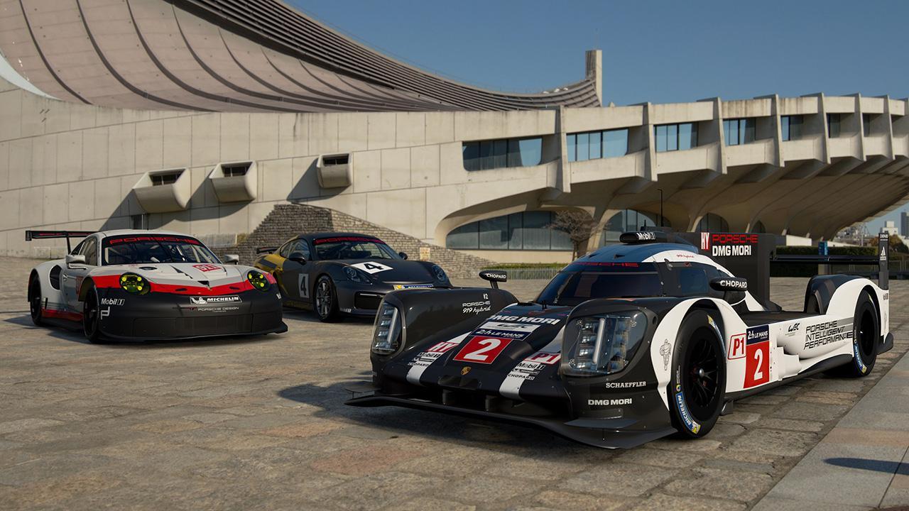 画像2: 「Porsche Gran Turismo Cup Asia Pacific」を開催