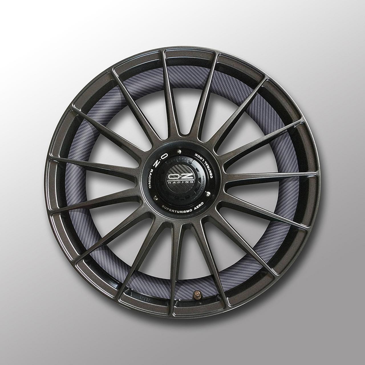 画像10: 【O・Z】「Superturismo Aero」用フラップステッカー発売