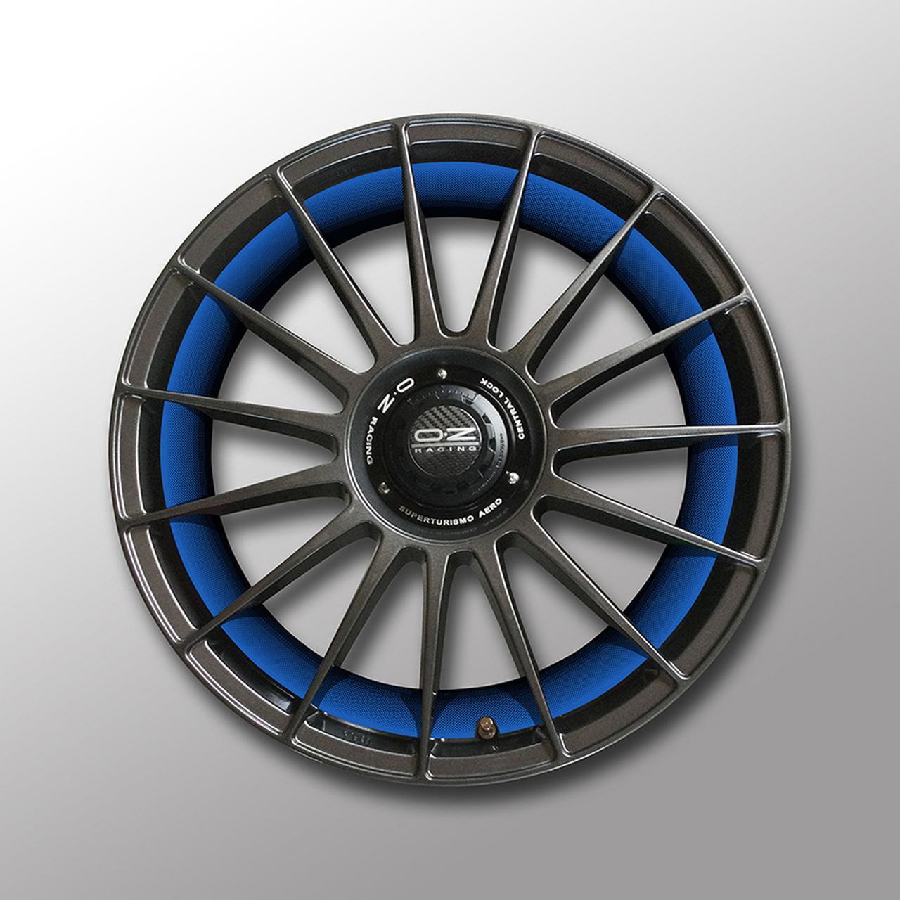 画像4: 【O・Z】「Superturismo Aero」用フラップステッカー発売