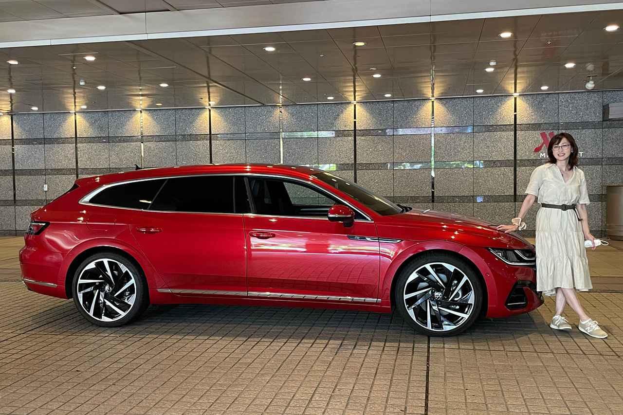 画像1: VW美バディ選手権! アルテオンvs.アルテオンシューティングブレーク〜最新VW一の美バディはどれ?