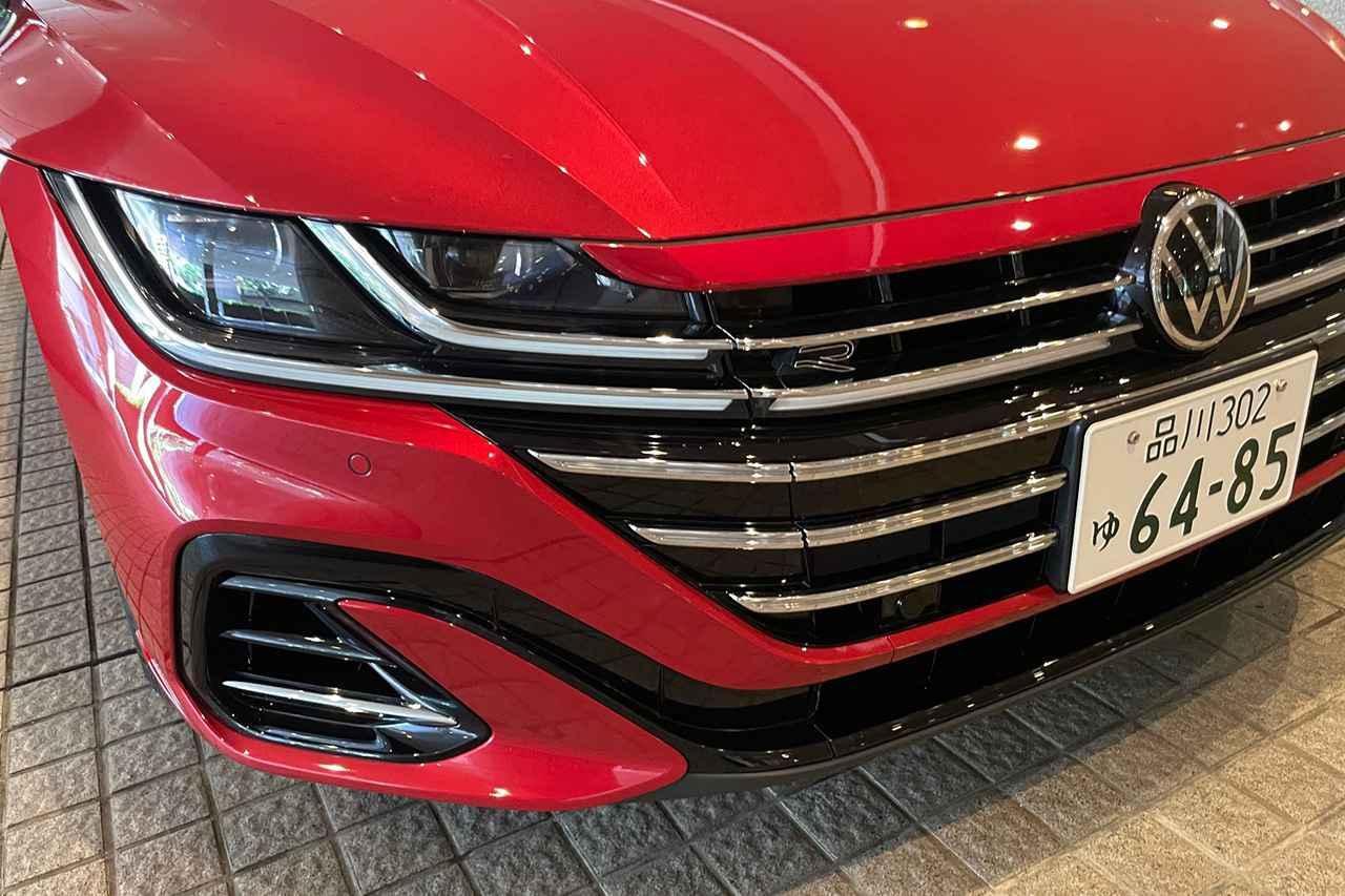 画像2: VW美バディ選手権! アルテオンvs.アルテオンシューティングブレーク〜最新VW一の美バディはどれ?