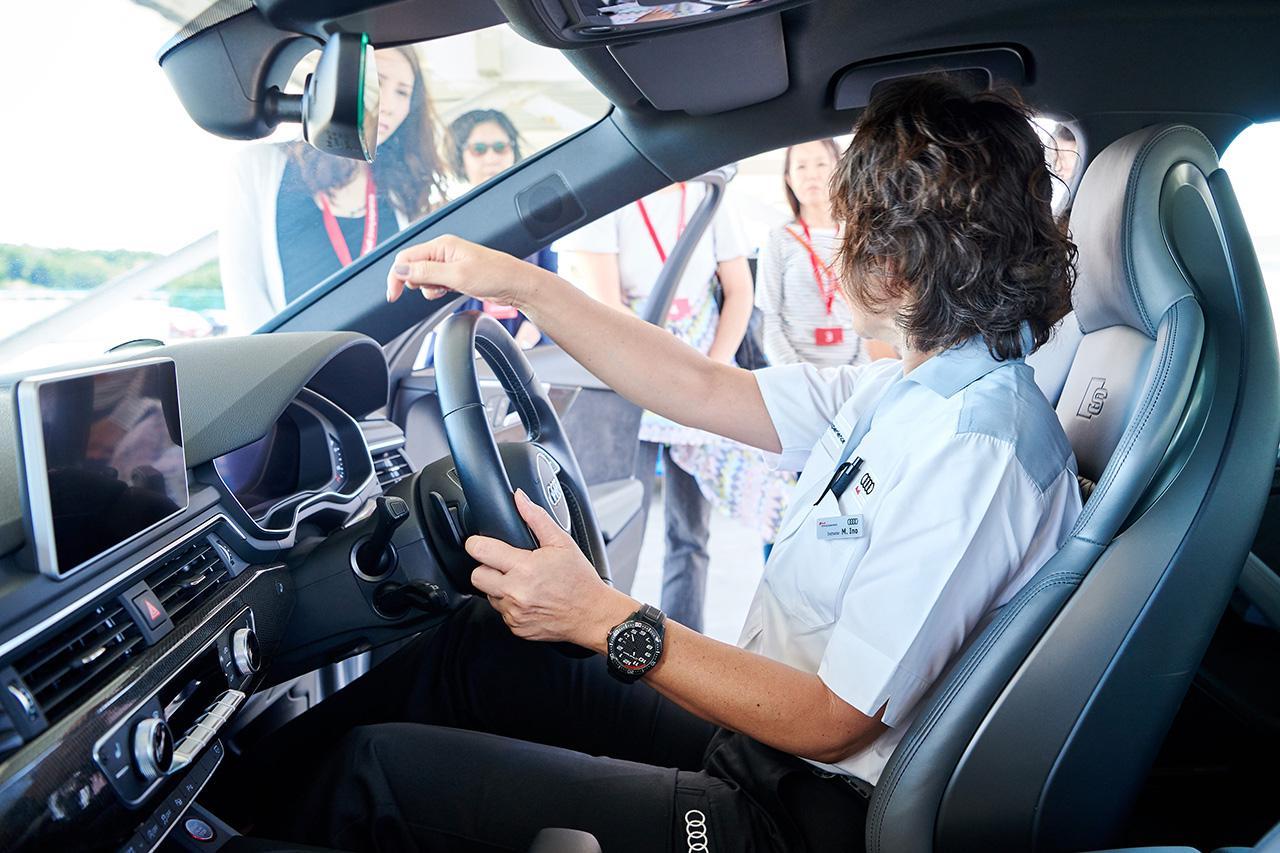 画像1: 「Audi women's driving experience 2021」参加者募集中