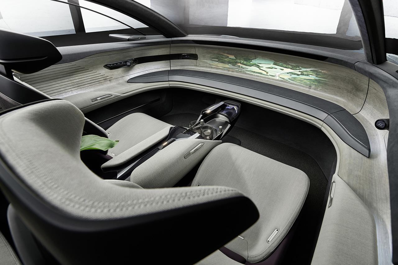 画像7: 「Audi grandsphere concept」発表