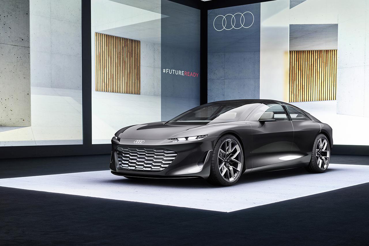 画像1: 「Audi grandsphere concept」発表