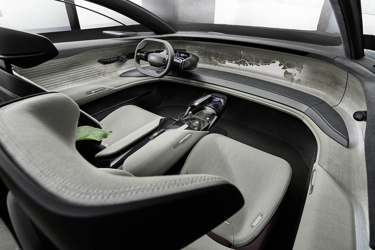 画像8: 「Audi grandsphere concept」発表