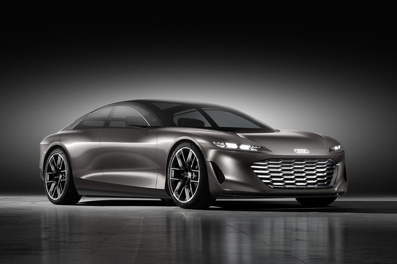画像2: 「Audi grandsphere concept」発表
