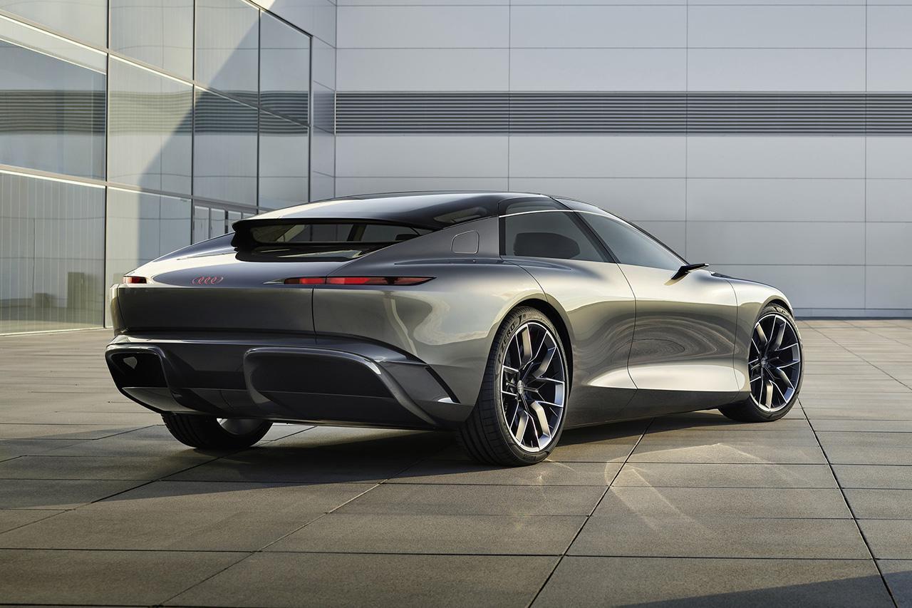 画像9: 「Audi grandsphere concept」発表