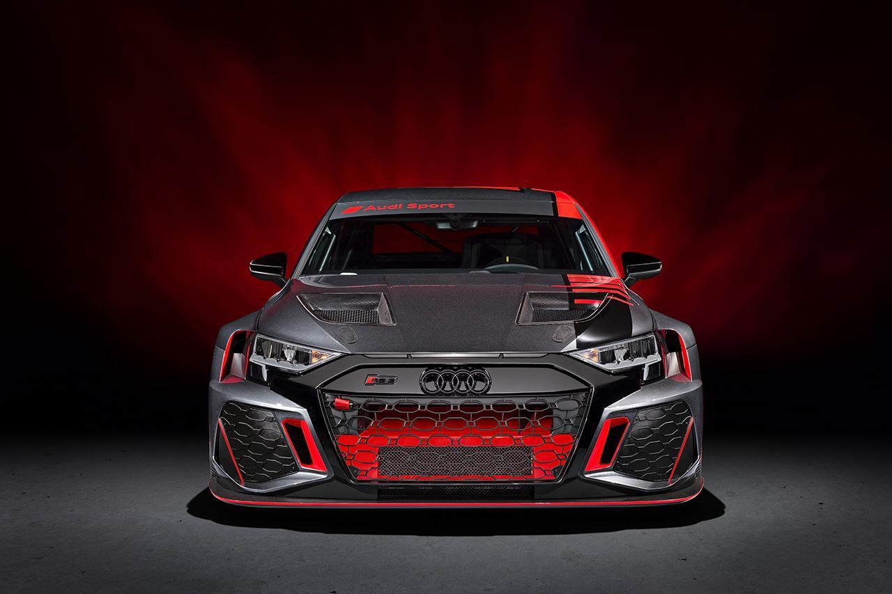画像2: 新型「Audi RS 3 LMS」の受注がスタート