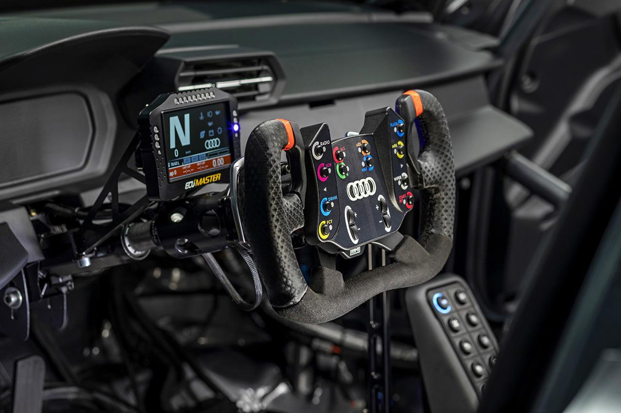画像7: 新型「Audi RS 3 LMS」の受注がスタート