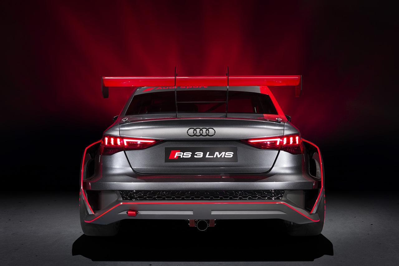 画像5: 新型「Audi RS 3 LMS」の受注がスタート