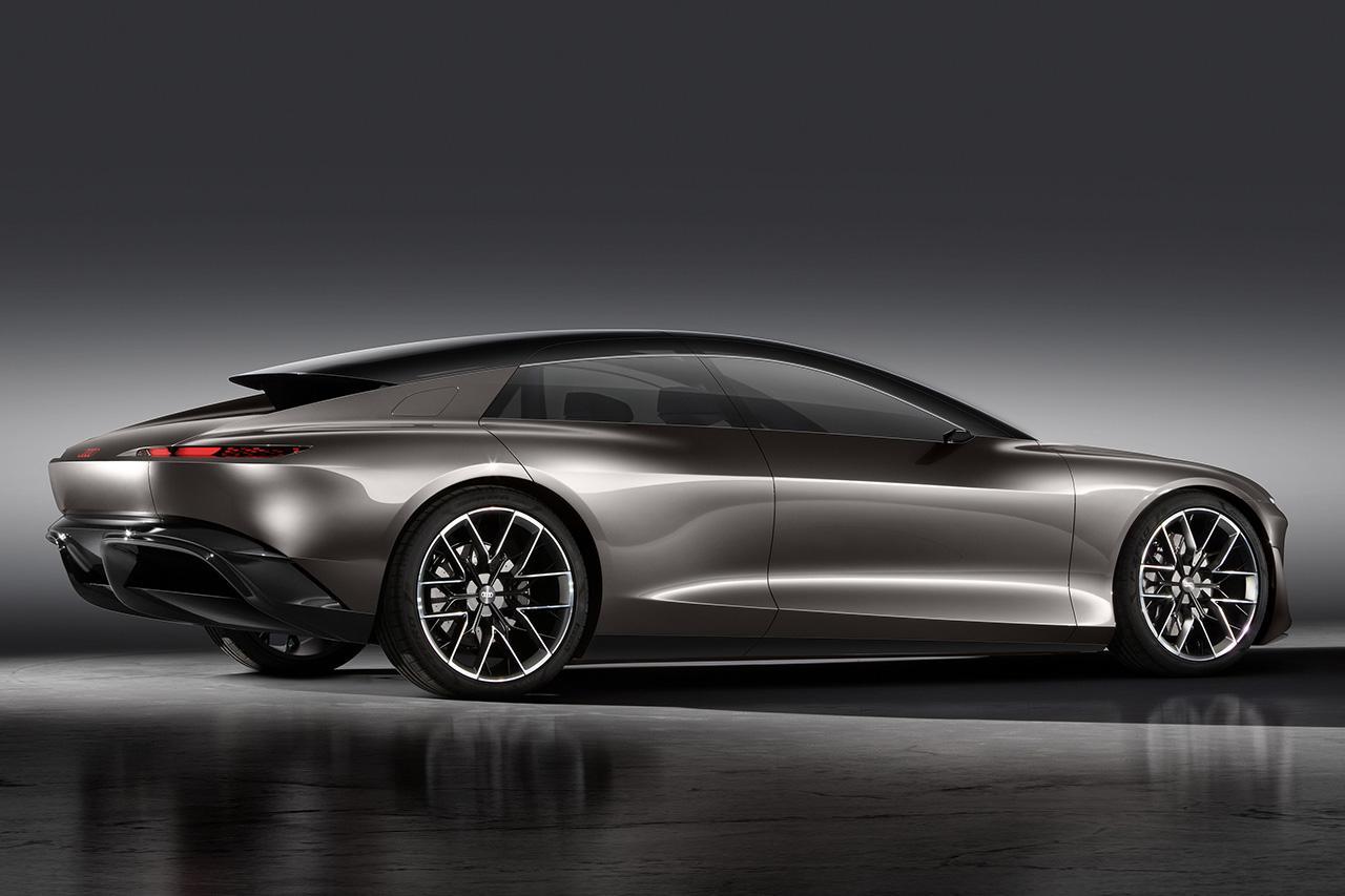 画像3: 「Audi grandsphere concept」発表