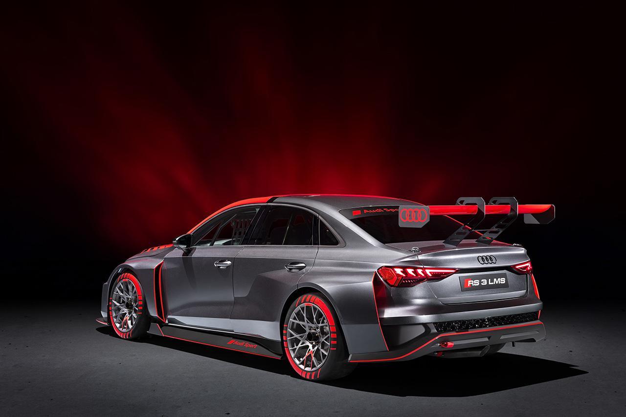 画像4: 新型「Audi RS 3 LMS」の受注がスタート