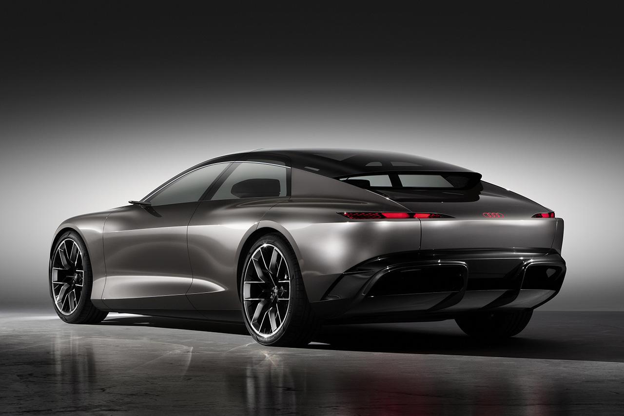 画像4: 「Audi grandsphere concept」発表