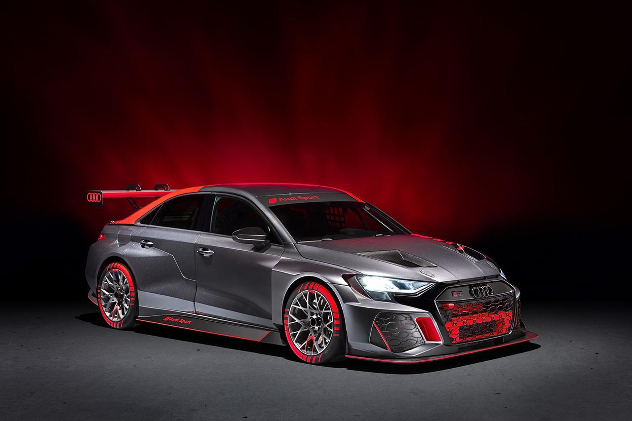 画像3: 新型「Audi RS 3 LMS」の受注がスタート