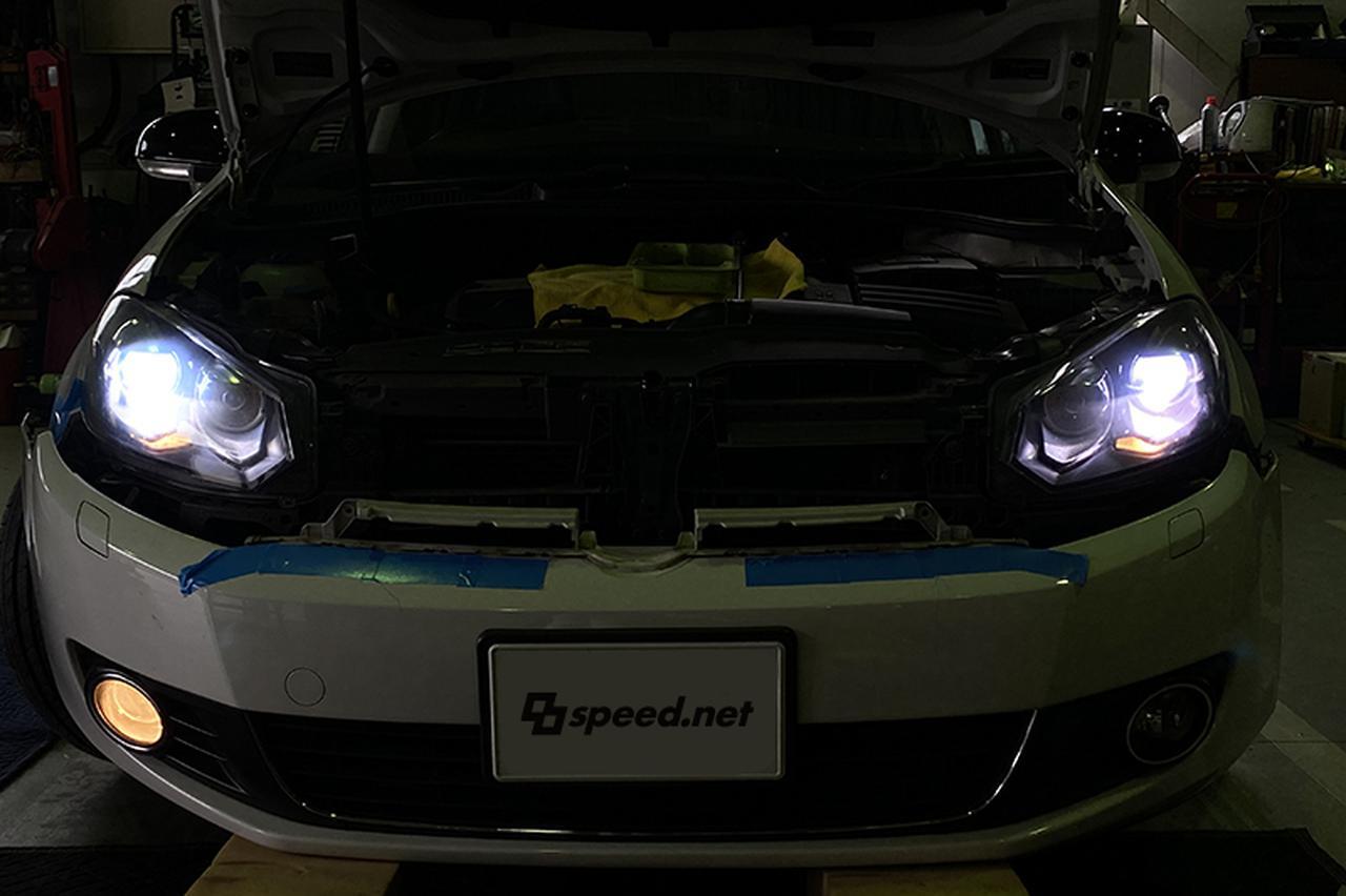 画像5: 【6バリ再起動】ヘッドライトにLEDを投入
