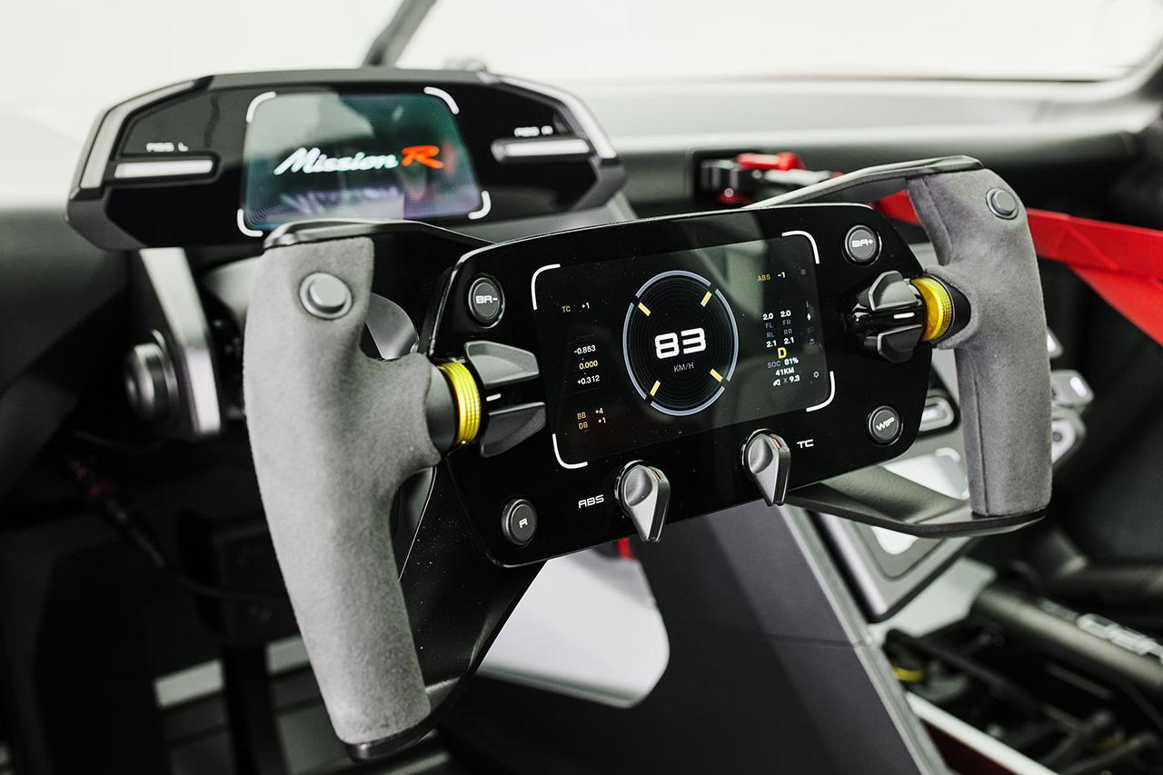 画像7: ポルシェがコンセプトカー「Mission R」を発表