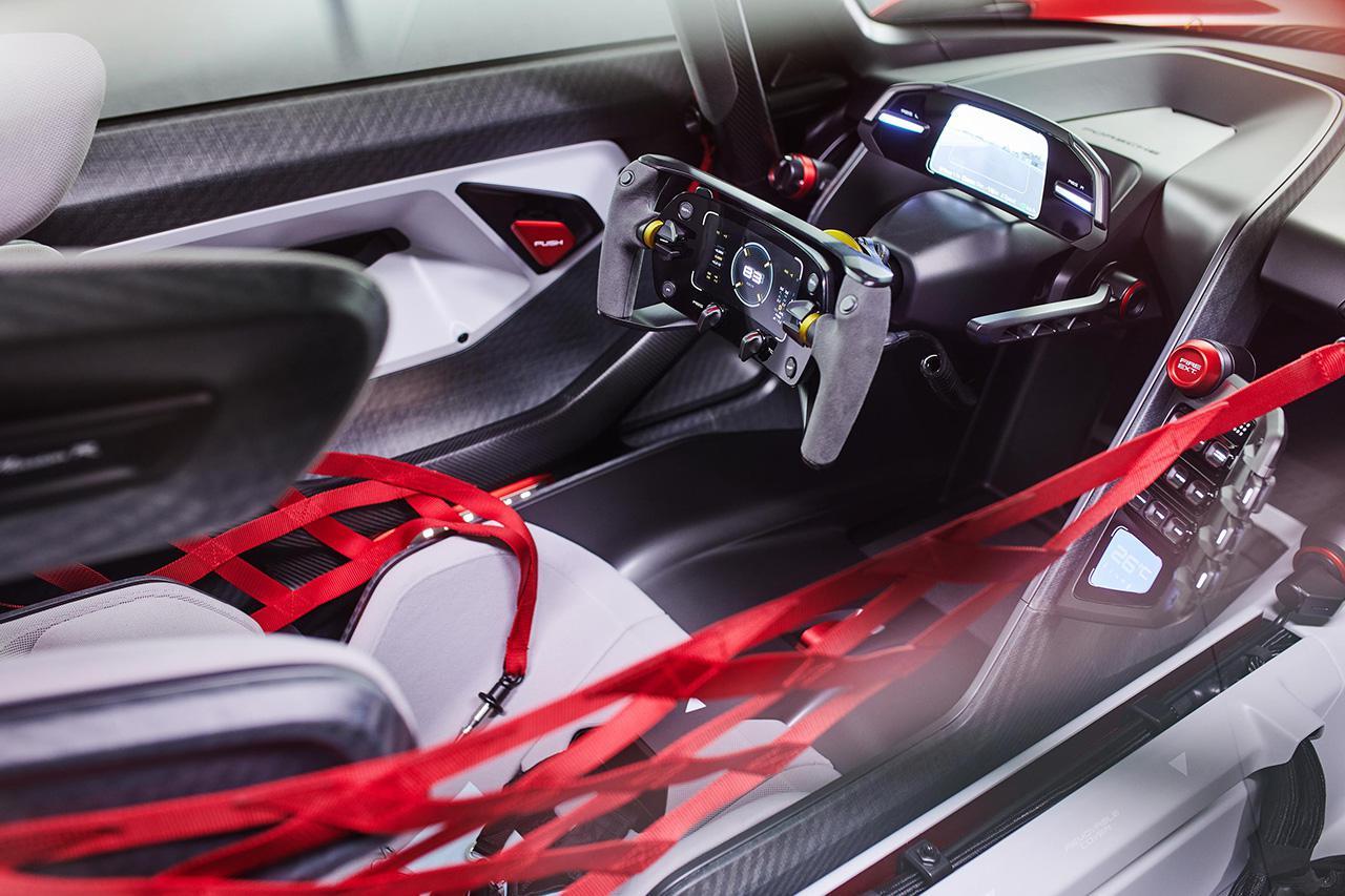 画像6: ポルシェがコンセプトカー「Mission R」を発表