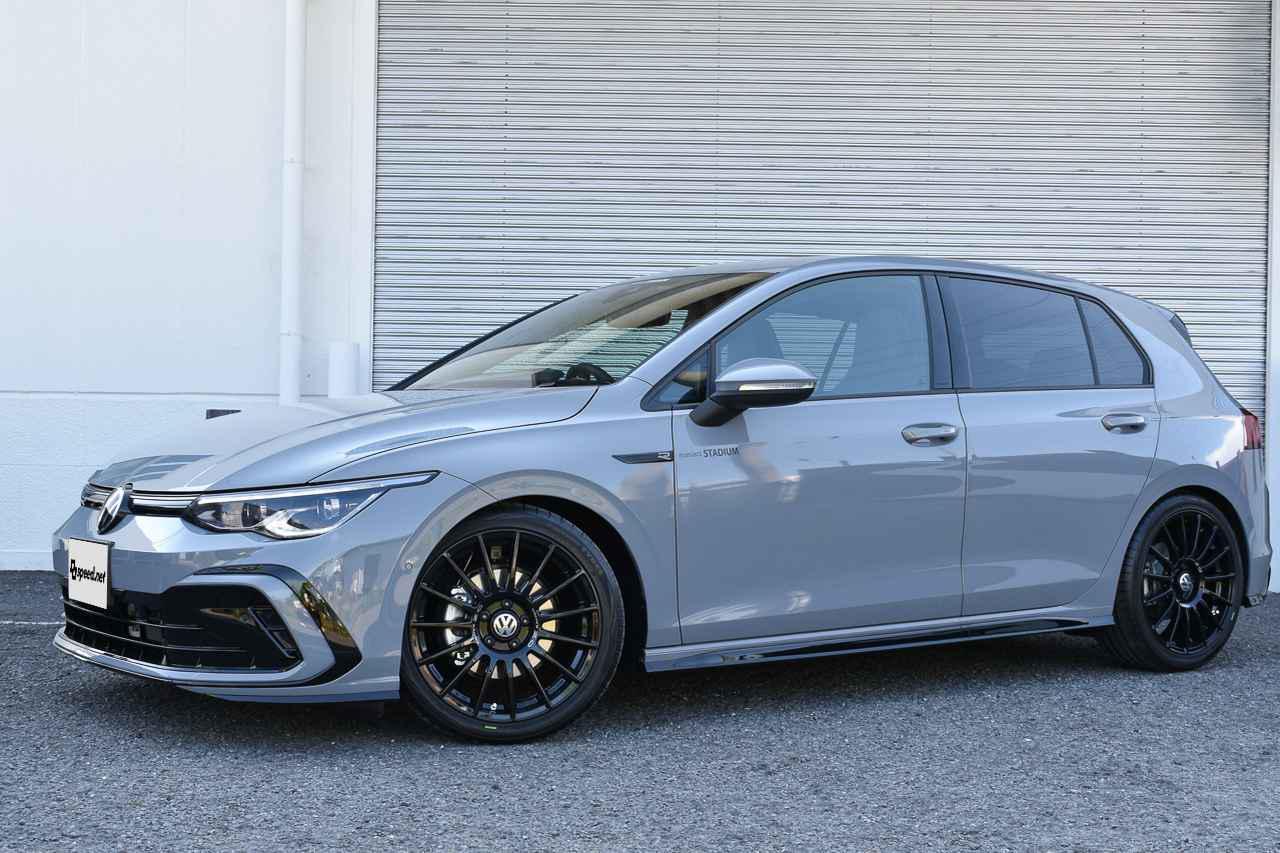 画像: 【Golf8 R-Line】はじめてのノキアンタイヤ - 8speed.net VW、Audi、Porscheがもっと楽しくなる自動車情報サイト