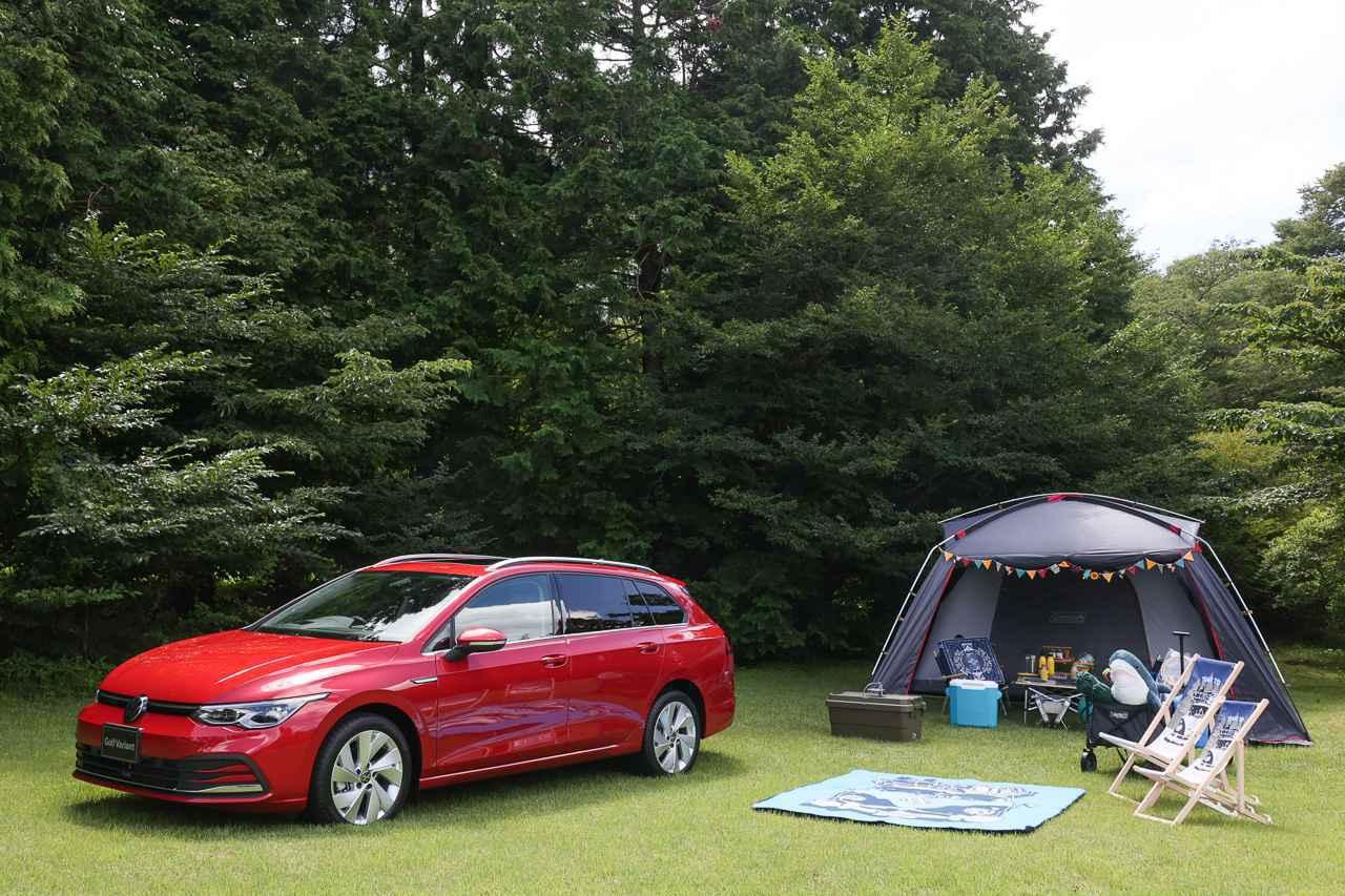 画像: 【ミニ試乗記】ゴルフ ヴァリアントeTSI Style - 8speed.net VW、Audi、Porscheがもっと楽しくなる自動車情報サイト
