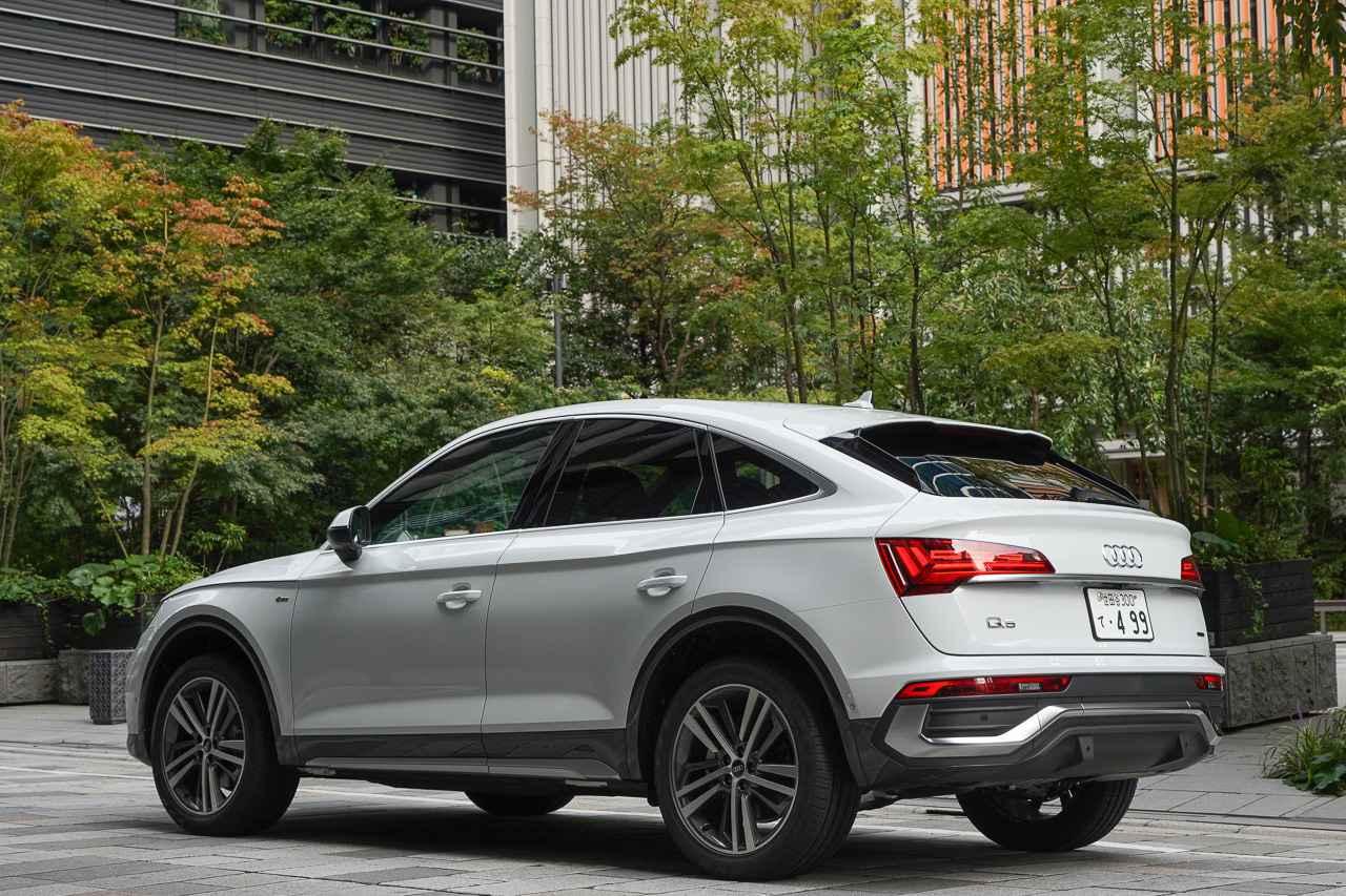 画像6: 【ミニ試乗記】Audi Q5 Sportback 1st edition