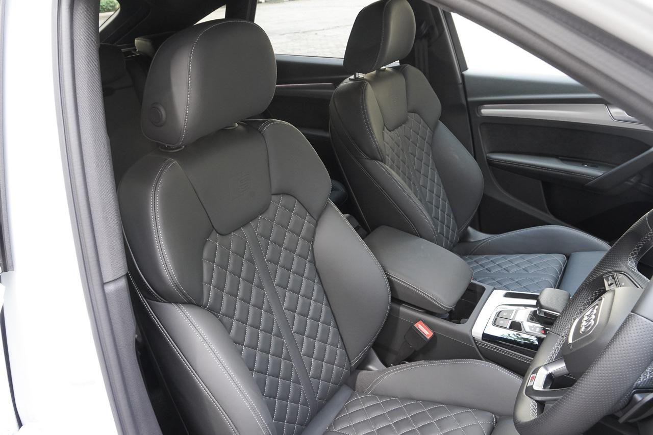 画像4: 【ミニ試乗記】Audi Q5 Sportback 1st edition