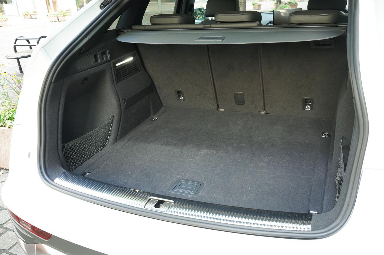 画像5: 【ミニ試乗記】Audi Q5 Sportback 1st edition