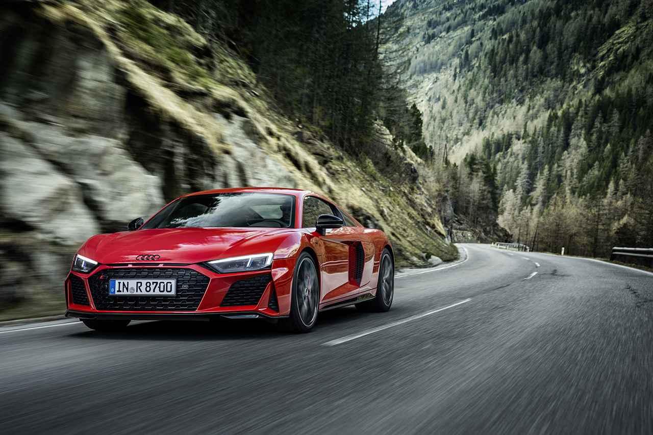 画像2: 「Audi R8 V10 performance RWD」登場