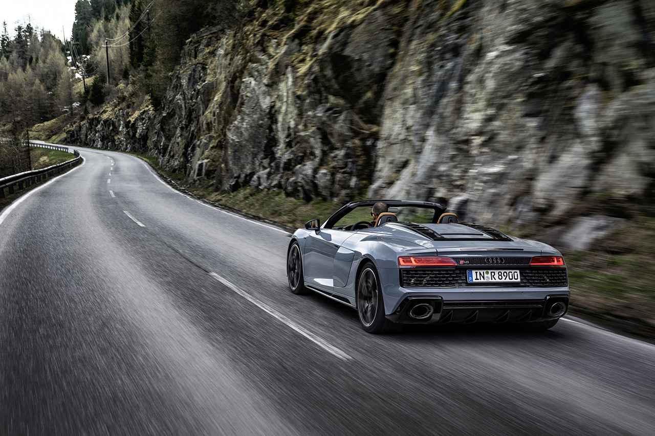 画像5: 「Audi R8 V10 performance RWD」登場