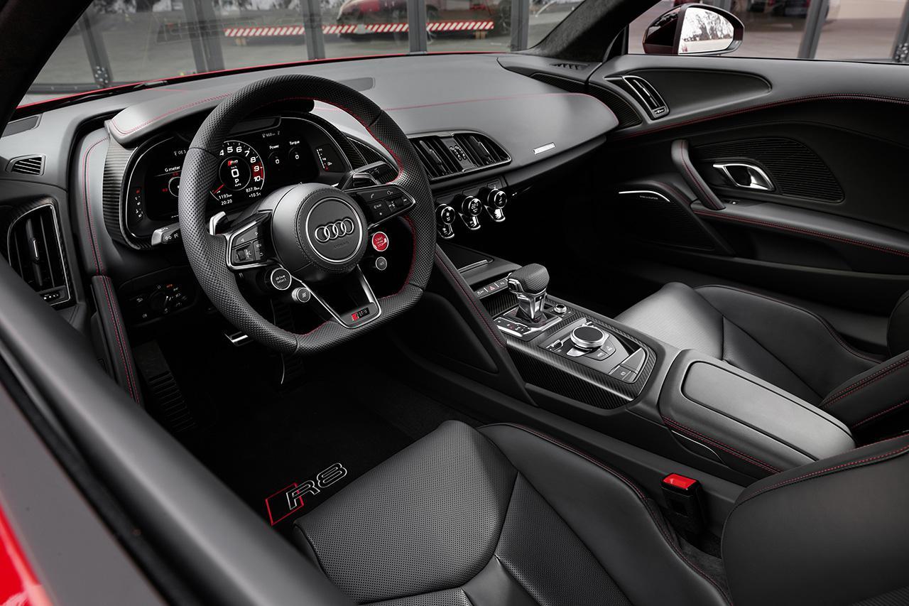 画像3: 「Audi R8 V10 performance RWD」登場