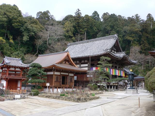 画像: 日本最初の厄よけ霊場、第7番札所「岡寺(龍蓋寺)」