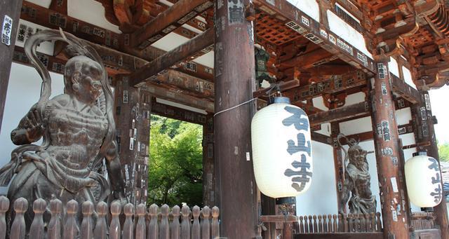 画像1: 梅の名所、第十三番札所「石山寺」