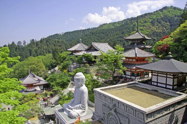 画像: 第6番札所「壷阪山 南法華寺」をご紹介しました