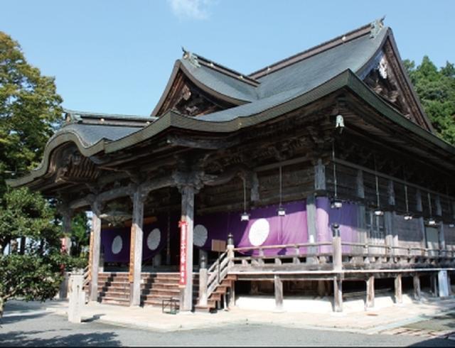 画像: 第28番札所「成相山 成相寺」さんをご紹介しました!
