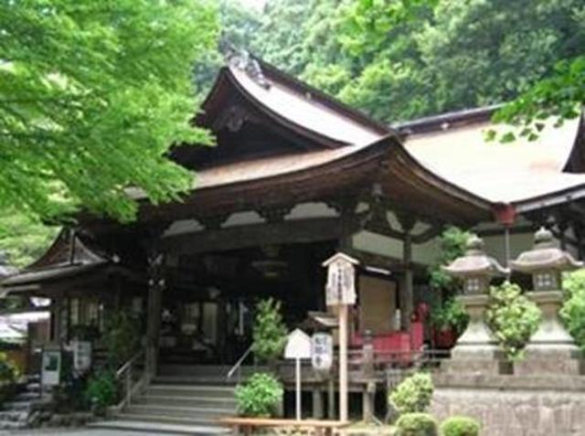 画像: 岩間山正法寺(岩間寺)オフィシャルホームページ