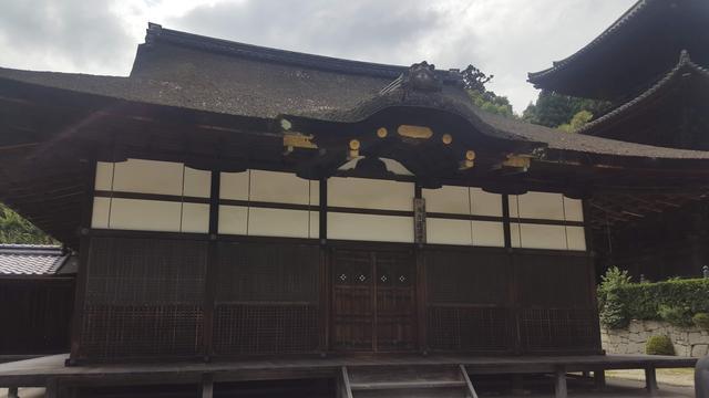 画像: 三井寺の聖域ともいえる唐院