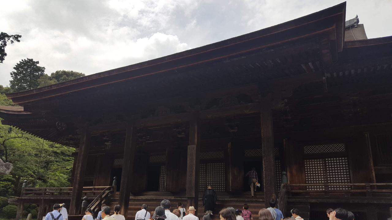 画像: こちらが三井寺さんの本堂