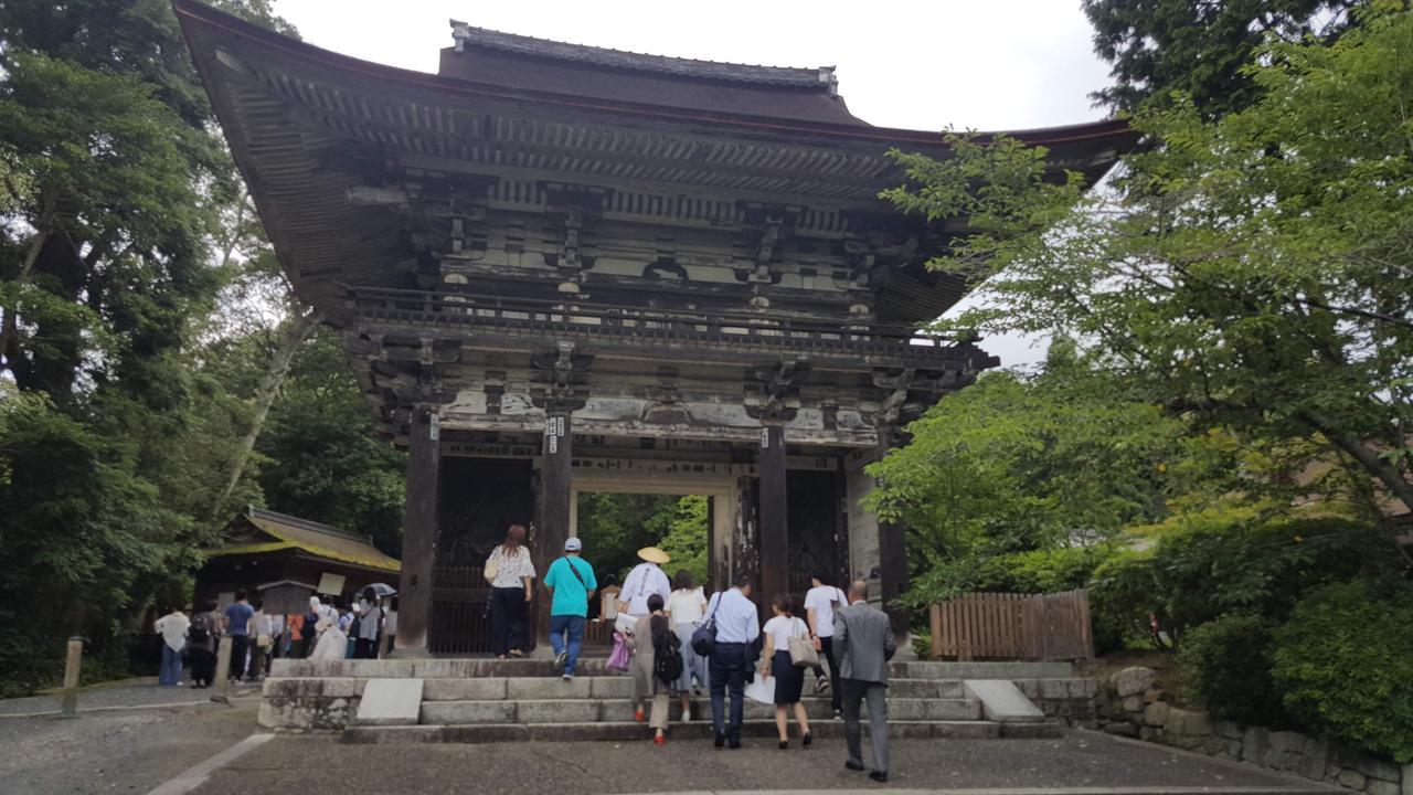 画像: 園城寺(三井寺)の山門