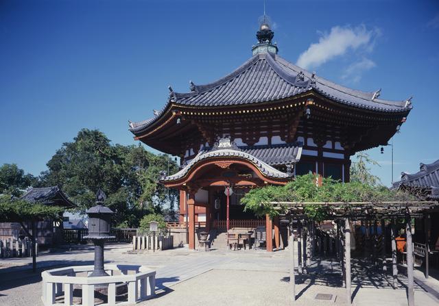 画像: 第9番札所「興福寺 南円堂」をご紹介しました!