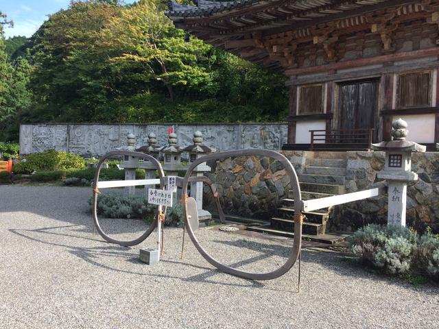 画像: 壷阪寺の大眼鏡法要