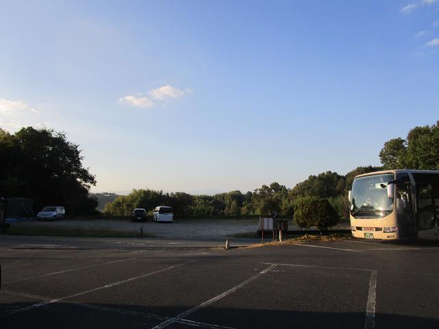 画像: 岡寺参拝後、再びバスに乗ってJR京都駅へ。