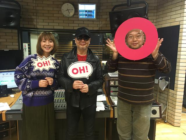 画像: 左よりお茶目な清水寺の森清顕さん、ダンディな斉藤ノヴさん、ばっちりスマイルのキヨピー